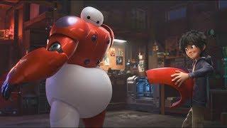 Big Hero 6  -   Best Scenes