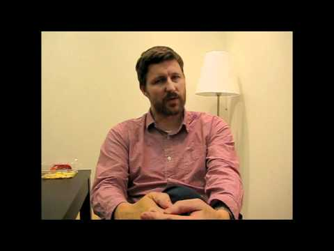 WriterDirectorEditor ANDREW HAIGH on His Film WEEKEND, Gay Issues, Sex & Drugs