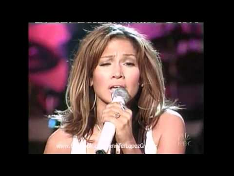 Jennifer Lopez - The One (Live at Today Show 2003)