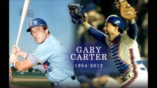 Gary Carter Tribute