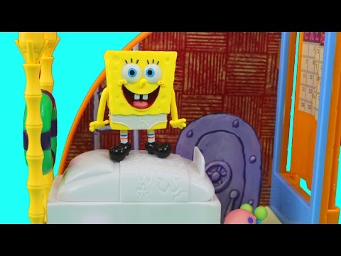 Spongebob squarepants bedroom