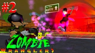 Zombie Wranglers - Part 2 - walkthrough - XBOX360 Classic - (Super HD Quality)