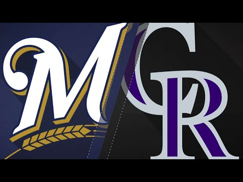 Cain, Brewers top Rockies 5-2 on Thursday