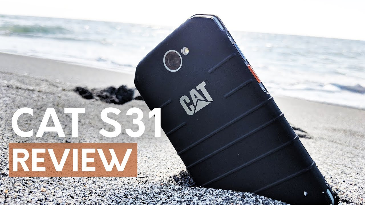 0a0bc4e7864 CAT S31 review - YouTube