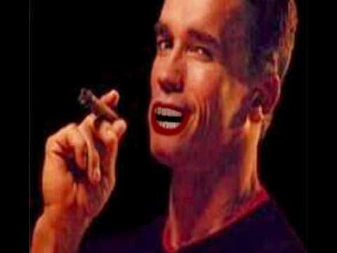 funny arnold schwarzenegger song - YouTube