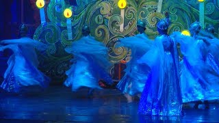 «Новогодняя фантазия»: масштабный музыкальный квест Краснодара посмотрели первые зрители