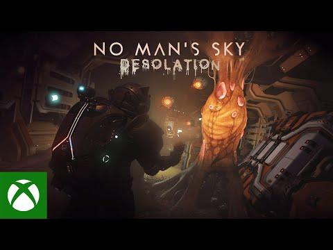 No Man's Sky Desolation Trailer