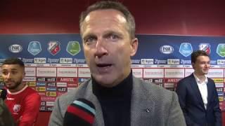 Video Gol Pertandingan FC Utrecht vs AZ Alkmaar