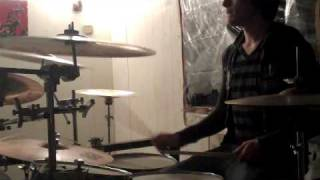 TO THE LIONS - Breathless drum cover [Blake Neeld]