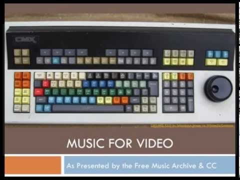 Webinar: Free Music for Video Makers with Elliot Harmon of Creative Commons