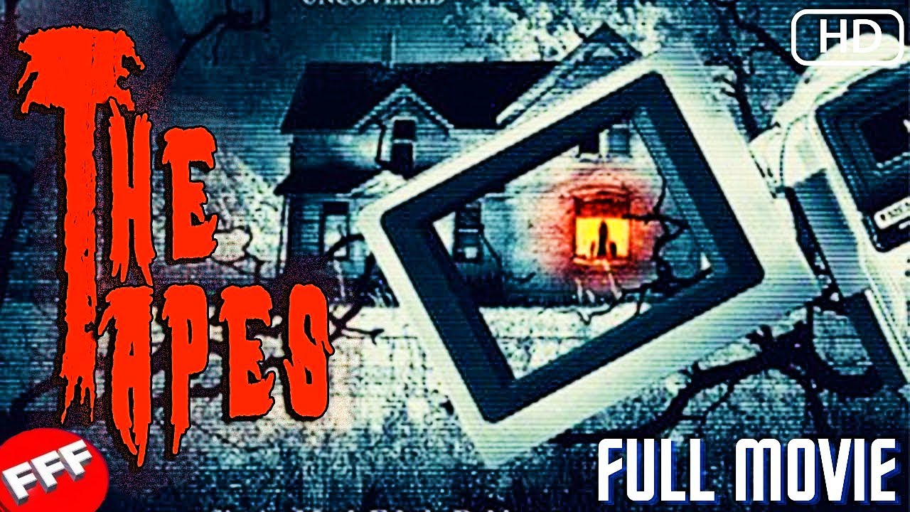 THE TAPES   Full SUPERNATURAL HORROR Movie