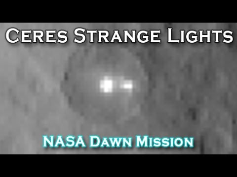 Dwarf Planet Ceres Has Two Strange Lights Now Imaged By NASAs Dawn
