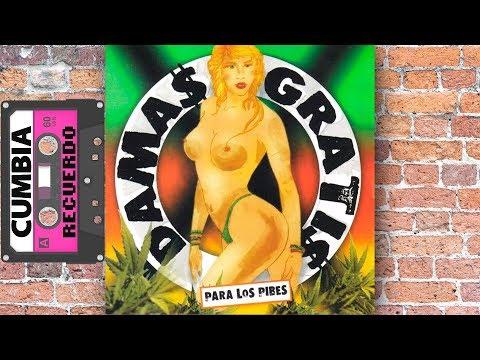 Damas Gratis - Para los pibes [ 2000 ] - Cd Completo enganchados