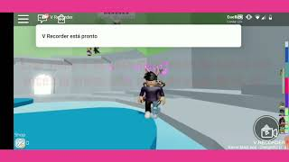 Primeiro video do canal Tower of Hell (ROBLOX)