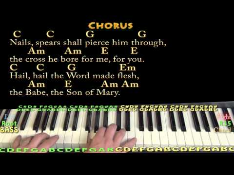 Mandolin mandolin chords what child is this : What Child Is This - Piano Cover Lesson in Am with Chords/Lyrics ...