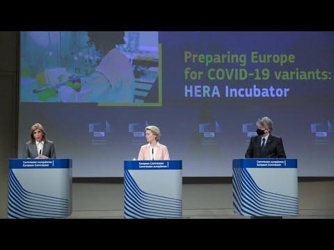 فيروس كورونا: الاتحاد الأوروبي يدعو إلى الإبقاء على القيود وتسريع حملات التطعيم التي -ستواجه صعوبات-  - نشر قبل 6 ساعة