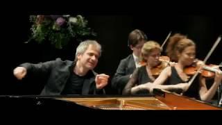 Piotr Anderszewski records Mozart Piano Concertos 25 & 27 K503, K595