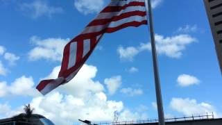 Tallest Flagpole in Miami-Dade County, Florida