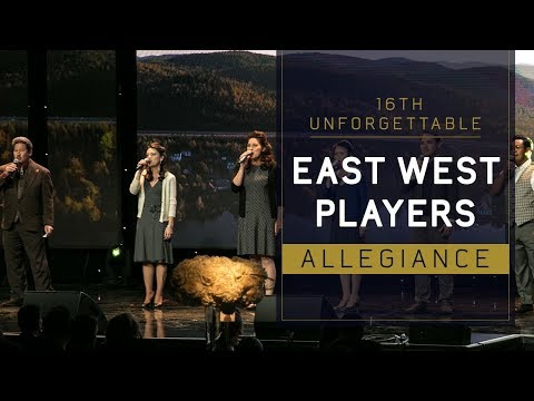 East West Players - Allegiance at the 16th Unforgettable Gala