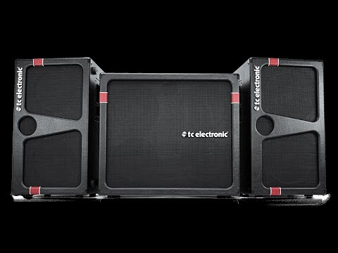 Nathan East On TC Electronic K-Cabs