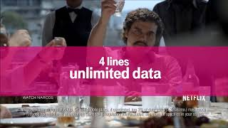 Video T Mobile's Netflix Commercial in a Nutshell download MP3, 3GP, MP4, WEBM, AVI, FLV November 2018