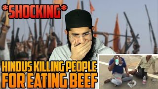 *SHOCKING* HINDUS KILL FOR EATING BEEF