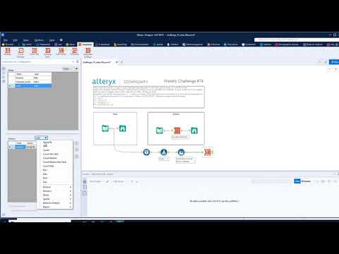 Alteryx weekly challenge week 74 - Build a Factorial Calculator Beginner Macros