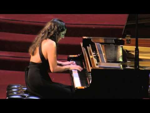 Tanya Gabrielian, piano performs: Sergei Rachmaninoff Etudes-Tableaux, Op. 33