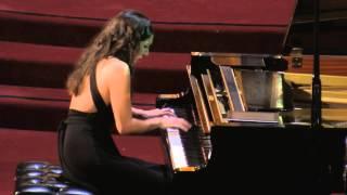 Tanya Gabrielian, piano performs: Sergei Rachmaninoff Etudes-Tableaux, Op. 33 Thumbnail