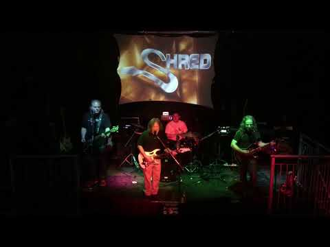 CONNOR BYRNE I Love Rock n Roll and Twist & Shout covers with SHRED at Swindon gig 7 10 2017 9