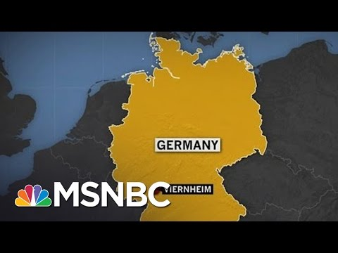 Report: Gunman Takes Hostages At Movie Theater In Germany | MSNBC