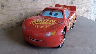 I Tested a.. Toy CAR?! Lightning McQueen Review - Best RC EVER! (SUB ENG)