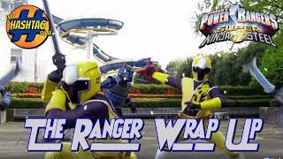 REVIEW Power Rangers Super Ninja Steel EP. 3 Tough Love The Ranger Wrap Up X After Dark