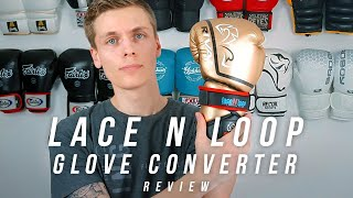 Lace N Loop Glove Converter Straps Review