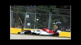 Ericsson Enjoys 'best six laps of the past two years' in Australian GP - The Checkered Flag
