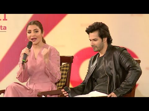 Full Episode Off The Cuff with Anushka Sharma and Varun Dhawan: IN conversation with Shekhar Gupta