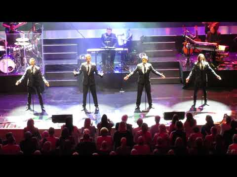 Collabro Home Tour finale Jersey Boys Gateshead