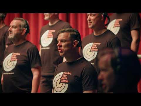 London Gay Men's Chorus sing