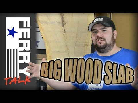 BIG WOOD SLAB & Drill Press Table, Welders & Maritime (FT16)