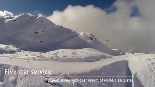 Ski Armadillo | Verbier's leading catered chalet operator