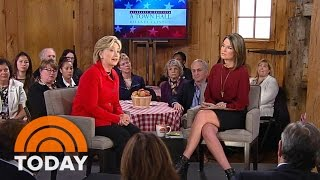 Hillary Clinton: We Need Universal Background Checks To Curb Gun Violence | TODAY