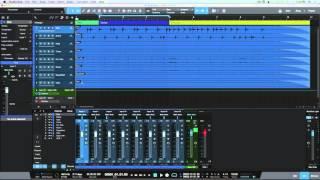 Studio One 3.2: VCA Basics