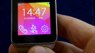 Unboxing ZGPAX S28 1.54-inch Mobile Bluetooth Smartwatch