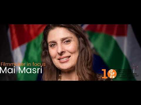 Mai Masri - Palestinian Filmmaker | IDSFFK | 2017 | Exclusive Interview