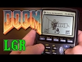 LGR - -Doom- on a Calculator! [Ti-83 Plu