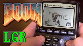 LGR - 'Doom' on a Calculator! [Ti-83 Plus Games Tutorial]