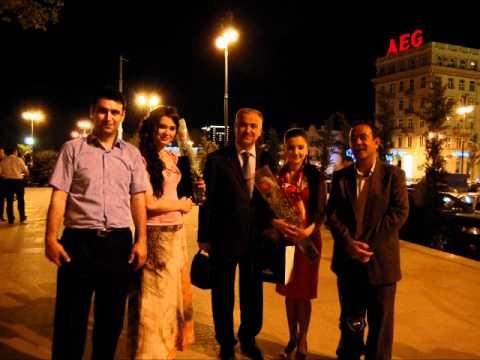 Qazanfar abbasov - Xaric segah - Xususi meclis - 2012