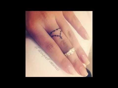 I tatuaggi piccoli pi belli youtube for Disegni piccoli per tatuaggi