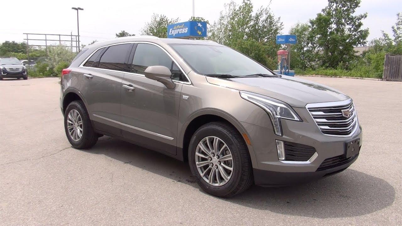 2017 Cadillac Xt5 Premium Luxury >> 2017 CADILLAC XT5 AWD LUXURY - BRONZE DUNE METALLIC - YouTube