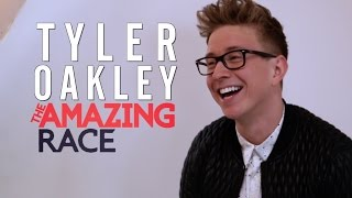 Tyler Oakley on 'the Amazing Race': 'It's the Most Challenging Thing I've Done'